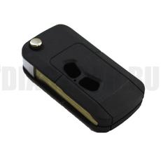 Ключ выкидной Mitsubishi 2 кнопки MIT11