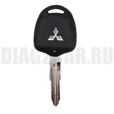 Корпус ключа Mitsubishi 3 кн MIT11 New правое