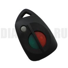 Mitsubishi брелок 3 кнопки штатной сигнализации