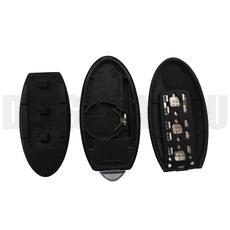 Смарт-ключ Nissan Teana 3 кнопки