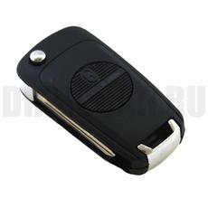 Ключ выкидной Nissan 2 кнопки #3 Primera, Pathfinder, Almera