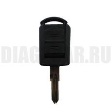 Ключ Opel 2 кнопки #2