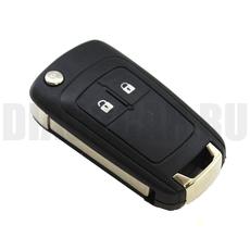 Ключ выкидной Opel 2 кнопки (Astra J, Insignia и др)