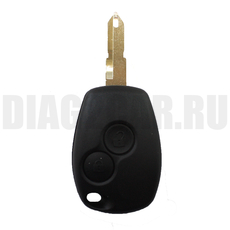 Ключ Renault 2 кнопки #3