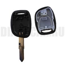 Ключ Renault 1 кнопка #1