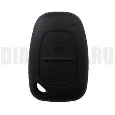 Ключ зажигания Renault 2 кнопки