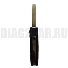 Корпус выкидного ключа Subaru 2 кнопки
