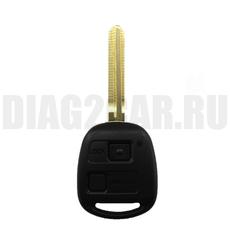 Ключ Toyota 2 кн с ДУ 434 MHz 4D67