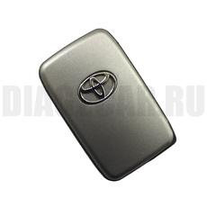 Смарт ключ Toyota 3 кнопки TOY43 кругл.