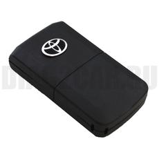Ключ выкидной Toyota 2 кнопки под переделку