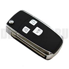 Заготовка ключа выкидного Toyota 3 кнопки