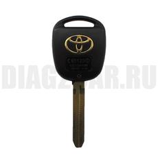 Ключ Toyota 3 кнопки