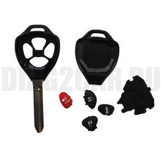 Ключ Toyota 3+1 кнопки