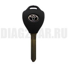 Ключ простой Toyota TOY43