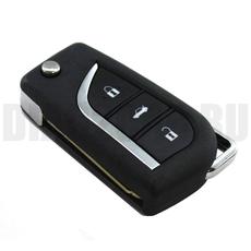 Ключ выкидной Toyota 3 кнопки
