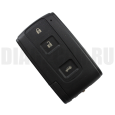 Смарт ключ Toyota 3 кнопки TOY48