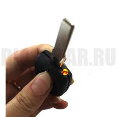 Ключ простой Volkswagen с фонариком