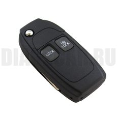Ключ выкидной Volvo 2 кнопки