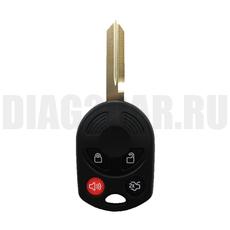 Ключ простой Ford 4 кнопки