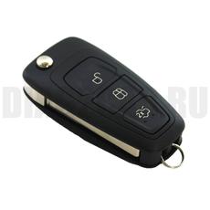 Ключ выкидной Ford Focus 3 с ДУ 2x