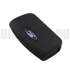 Ключ выкидной Ford Mondeo с ДУ