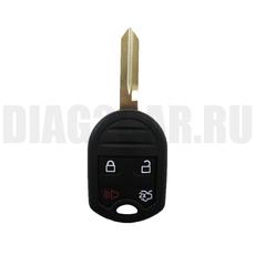 Ключ Ford 4 кн простой FO38 new