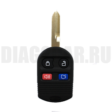 Ключ Ford 4 рез. кн простой
