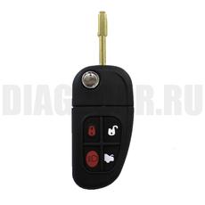 Корпус выкидного ключа Jaguar без электроники