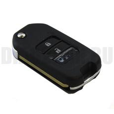 Ключ выкидной Honda 2 кнопки HON66