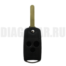 Ключ выкидной Honda 3 кнопки