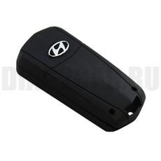 Ключ выкидной Hyundai 2 кнопки корпус