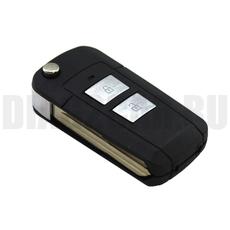 Заготовка ключ выкидной Hyundai 2+1 кнопки