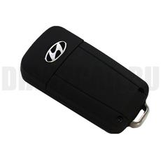 Ключ выкидной Hyundai 3 кнопки