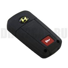Ключ выкидной Hyundai 3+1 кнопки заготовка