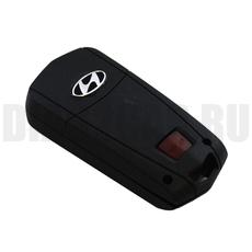 Ключ выкидной Hyundai 3+1 кнопки болванка
