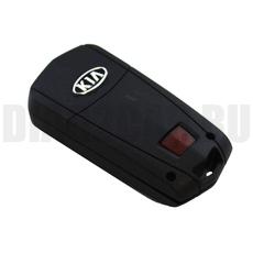 Ключ выкидной Kia 3+1 кнопки болванка