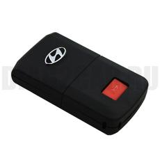 Ключ выкидной Hyundai 3+1 кнопки