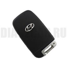 Заготовка Смарт - ключа Hyundai 4 кнопки без лезвия