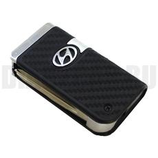 Ключ выкидной Hyundai 3 кнопки под переделку