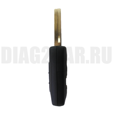Ключ выкидной Hyundai 3 кнопки Solaris