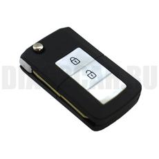 Ключ выкидной Hyundai 2+1 кнопки