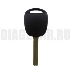 Ключ Lexus 3 кнопки с Ду 315 MHz (без чипа)