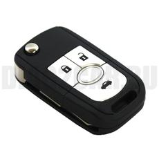 Ключ выкидной Buick 3 кнопки
