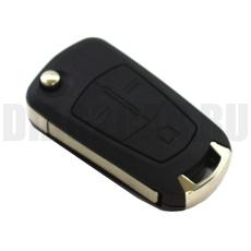 Ключ выкидной Chevrolet 3 кнопки