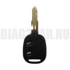 Ключ Chevrolet 2 кнопки