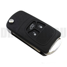 Ключ выкидной Chrysler 3 кнопки