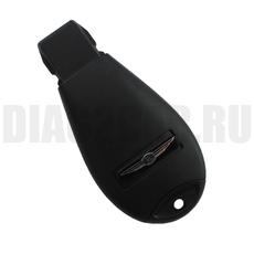Смарт-ключ 6+1 кнопки Chrysler с ДУ 433 Mhz
