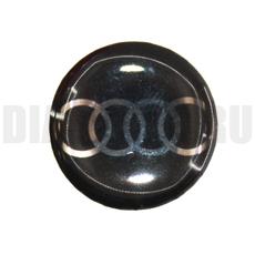 Логотип  на ключ зажигания Audi
