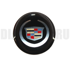 Логотип на ключ зажигания Cadillac
