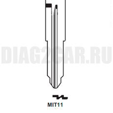 Жало выкидного ключа MIT11 (правое)